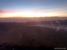 Mount Batur - sunrise scenery 6