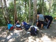 Mount Rinjani - porters 2