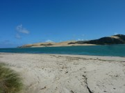 NZ North Island - sand dunes