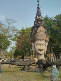 Nong Khai - Sala Keoku 23 circle of life