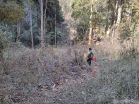 Pang Mapha - caving trip path 2