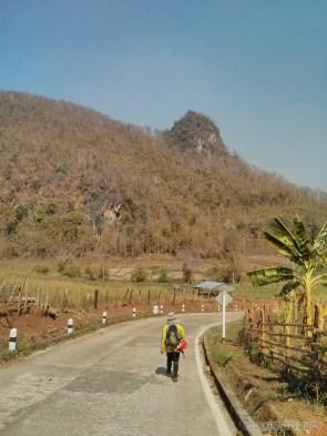 Pang Mapha - caving trip path 7