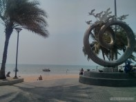 Pattaya - Pattaya beach 3