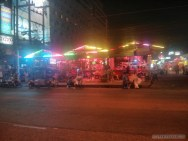 Pattaya - nightlife outdoor bar