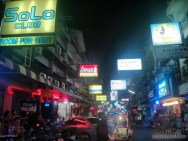 Pattaya - nightlife signage 3