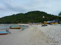 Perhentian Islands - beach 1