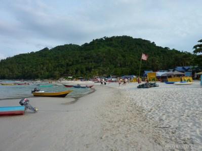Perhentian Islands - beach 1