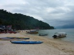 Perhentian Islands - beach 2