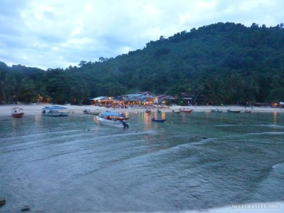 Perhentian Islands - ocean 2