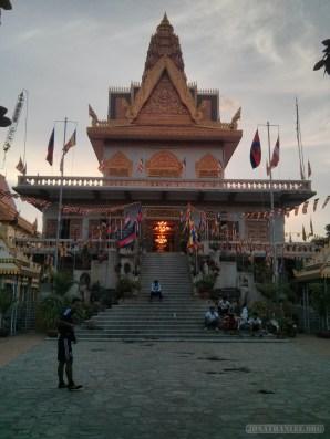 Phnom Penh - Wat Ounalom 2