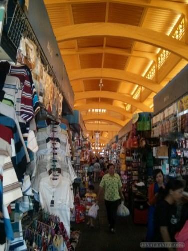 Phnom Penh - central market 1