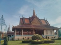Phnom Penh - royal palace building 1