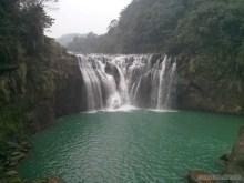 Pingxi - Shifen waterfall 3