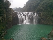 Pingxi - Shifen waterfall 3