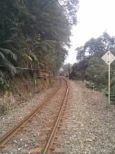 Pingxi - walking along railway 3