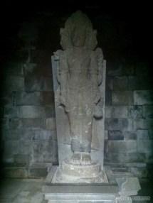 Prambanan - inside temple 1