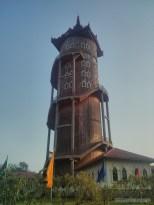 Pyin U Lwin - National Kandawgyi Gardens Nan Mying tower 1