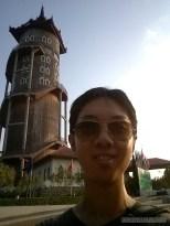 Pyin U Lwin - National Kandawgyi Gardens Nan Mying tower portrait