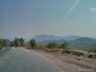 Pyin U Lwin - riding on truck 4