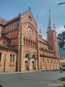 Saigon - Notre Dame cathedral 2
