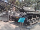 Saigon - War Remnants Museum tank 1