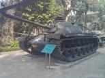 Saigon - War Remnants Museum tank 2