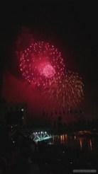 Saigon during Tet - fireworks 14