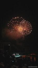 Saigon during Tet - fireworks 7