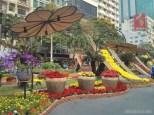 Saigon during Tet - flower street 11