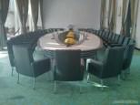 Saigon - reunification palace meeting room