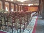 Saigon - reunification palace performing room
