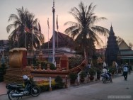 Siem Reap - Wat Preah Prom Rath 1