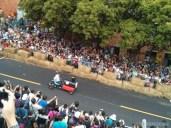 Soapbox race - train cart