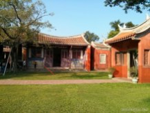 Tainan - Confucian temple 1