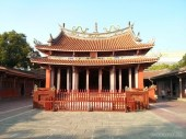 Tainan - Confucian temple 2