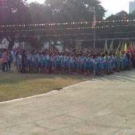 Tainan - school award ceremony 2