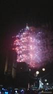 Taipei 101 New Years fireworks - fireworks 3