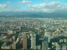 Taipei 101 - top view 1