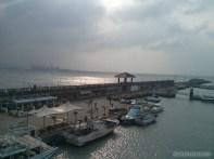 Taipei - Tamsui fishermans wharf