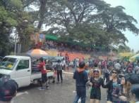 Thingyan in Yangon - Kandawgyi 3