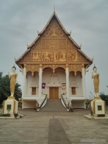 Vientiane - near Pha That Luang 2