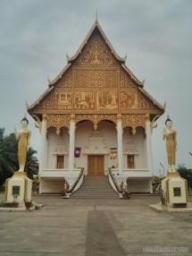 Vientiane - near Pha That Luang 2