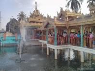 Yangon - Botahtaung pagoda 5