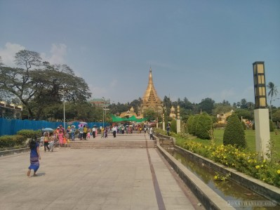 Yangon - People's Park 1