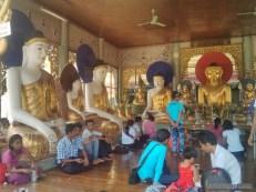 Yangon - Shwedagon pagoda 11