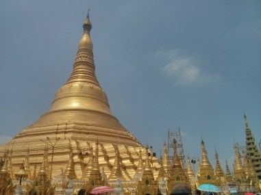 Yangon - Shwedagon pagoda 16