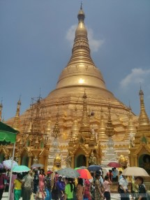 Yangon - Shwedagon pagoda 23