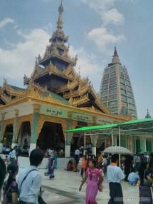 Yangon - Shwedagon pagoda 32