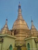 Yangon - Sule pagoda 2