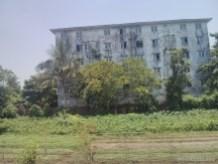 Yangon - circular train view 5